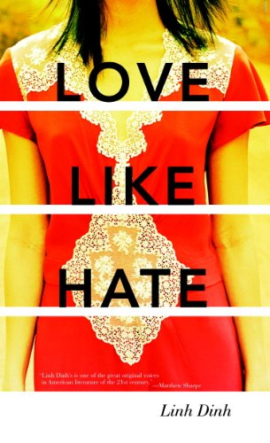 book cover of Love Like Hate