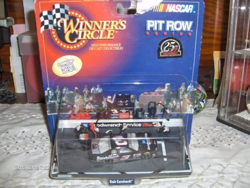 mejor reputación Dale Dale Dale Earnhardt  3 Goodwrench 25th Anniversary 2 Tire Stop Pit Row Series 1 64 scale 1998 Winners Circle Diecast by Winners Circle  tienda en linea