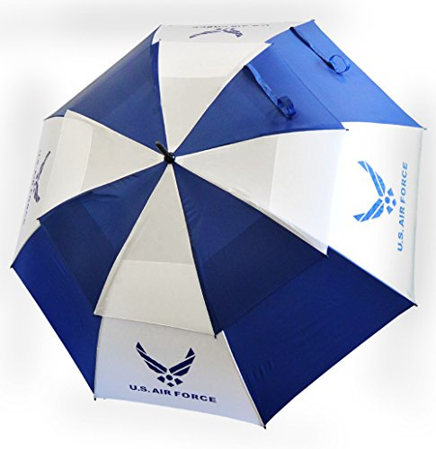 Hot-Z Golf Air Force Double Canopy Umbrella 62