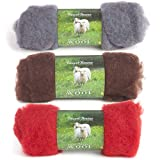 Maori Wool by DHG for Needle Felting, 3