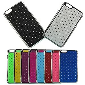Mini - Gypsophila Design Hard Cover for iPhone 6 Plus , Color: Yellow