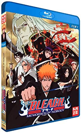 bleach memories of nobody vf