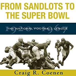 From Sandlots to the Super Bowl Audiobook