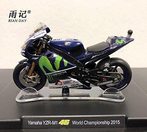 VR46 Moto Miniatur YZR-M1 1:18 Valentino Rossi 46