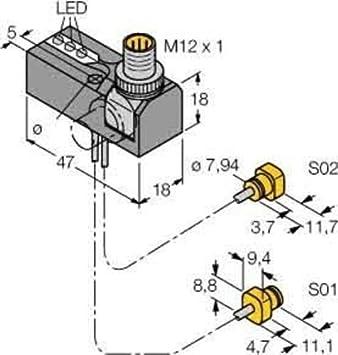 TURCK Sensor Inductive Ni2 K08Q # 1650124 0.095: Amazon.co.uk ... on 1999 toyota camry exhaust diagram, sensor diagram, pressure transducer troubleshooting, 2004 dodge 2.7 engine diagram, pressure transmitter wiring, pressure transducer sensor, pressure transducer circuit, pressure transducer valve, 2001 camry exhaust system diagram, 2000 toyota camry exhaust diagram, 2004 dodge intrepid engine diagram, pressure transducer switch, pressure transducer block diagram, 1999 camry exhaust system diagram, pressure tank wiring diagram, depth transducer wiring diagram, pressure transducer adjustment, pressure transducer schematic, pressure transducer system, pressure transducer cable,