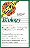 img - for Biology (EZ-101 Study Keys) by Minkoff Ph.D., Eli C. (1991) Paperback book / textbook / text book