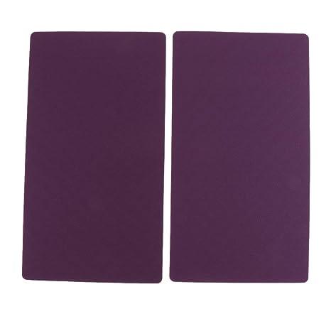 B Baosity 2 Piezas Cojín de Yoga Pequeño Esterilla de Yoga ...