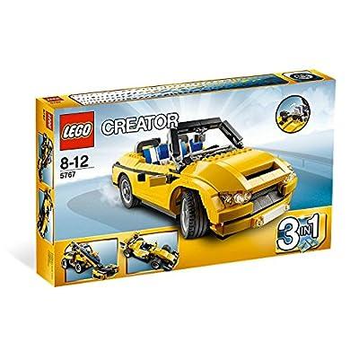 LEGO Creator Cool Cruiser 5767: Toys & Games