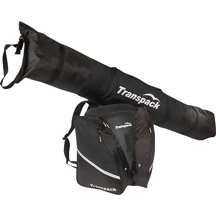Amazon.com   Transpack Alpine Sport Ski Bag   Boot Backpack Set   Backpacks    Sports   Outdoors e3edb142edd0c
