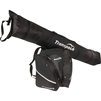 Amazon.com: transpack Junior Alpine Sport Bolsa de esquí ...