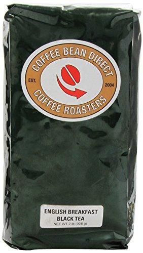 English Breakfast Loose Leaf Tea (Coffee Bean Direct English Breakfast Loose Leaf Tea, 2 Pound)