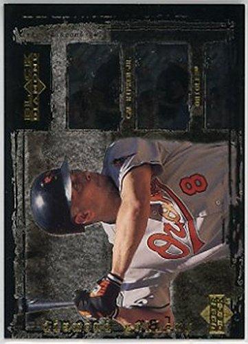 2000 Black Diamond Rookie Edition Gallery #G4 Cal Ripken NM-MT Orioles ()