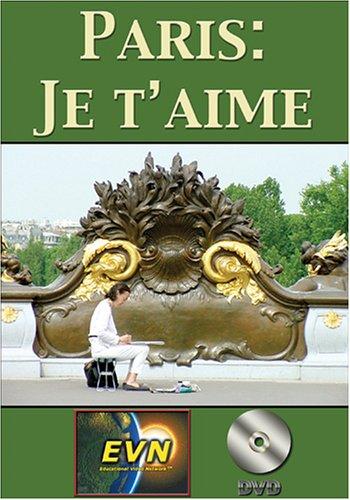 Paris: Je taime DVD
