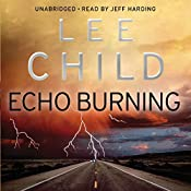 Echo Burning: Jack Reacher 5 | Lee Child