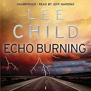 Echo Burning Hörbuch