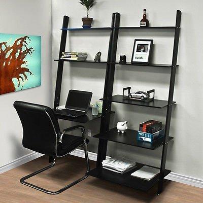 Pendente scaffale libreria con scrivania per Computer mobili per ...