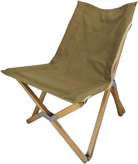 LNLW Campo de sillas portátiles Silla de Playa Plegable for ...