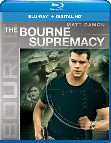 The Bourne Supremacy [Blu-ray]