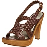 Fergie Women's Guno Sandal,Bridle Brown,6.5 M US