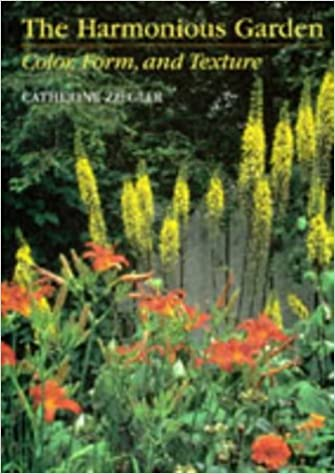 Download online The Harmonious Garden: Color, Form, and Texture PDF, azw (Kindle), ePub