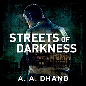 Streets of Darkness Audiobook