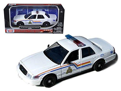 California Highway Patrol Ford Crown Victoria Diecast 1:24 Scale -  MOTORMAX, 76483