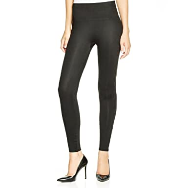 8e7c79523f6475 SPANX Women's Essential Leggings at Amazon Women's Clothing store:
