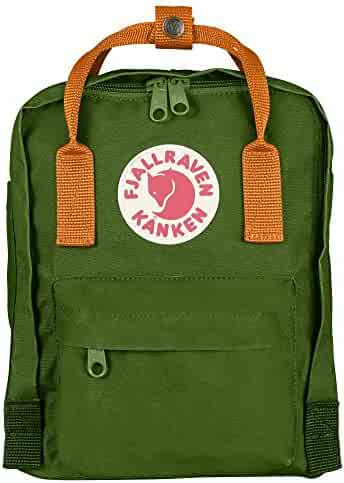 Fjallraven Kanken Mini Backpack selections