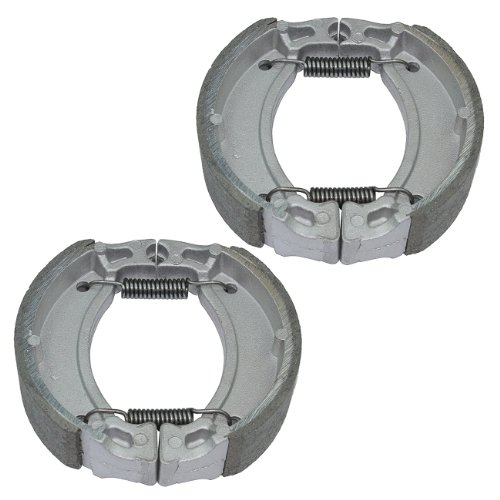 Caltric FRONT BRAKE SHOES Fits YAMAHA BLASTER 200 YFS200 YFS-200 YFS 200 1997 1998 1999 2000 2001 2002 NEW