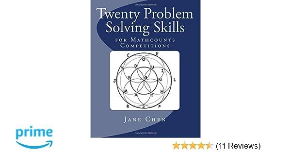 Twenty Problem Solving Skills Jane Chen 9781453811559