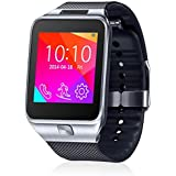 Unlocked Quad-band S29 Smart Watch Phone Support Camera TF Card Micro SD Card SIM Card Bluetooth Wrist Smartwatch