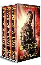 The Lost Sun Fantasy Adventures Box Set: Books 1 to 3 (Lost Sun Adventures)