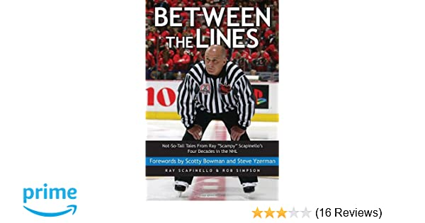 between the lines scapinello ray simpson rob