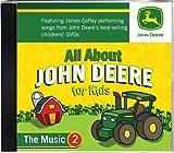 All About John Deere for Kids, Music CD 2