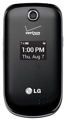 Lg Vn170 Revere 3 Verizon Wireless Camera Flip Phone - (Certified Refurbished)