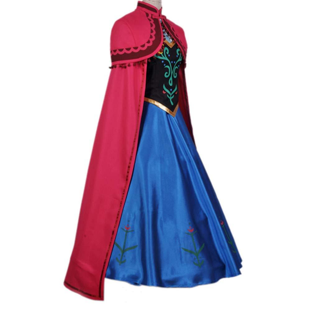 Tinyones Women and Children Costume Princess Cosplay Dress Up