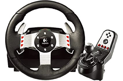 b78ccdd5aa5 Amazon.com: Logitech G27 Racing PC + PS3 Steering Wheel: Home Audio ...