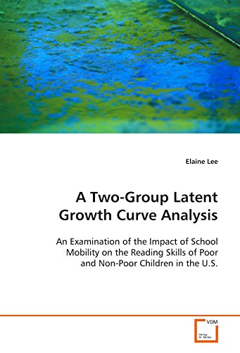 A Two-Group Latent Growth Curve Analysis: An Examination of the Impact of School Mobility on the Reading Skills of Poor and Non-Poor Children in the U.S. (Curve Latent Growth)