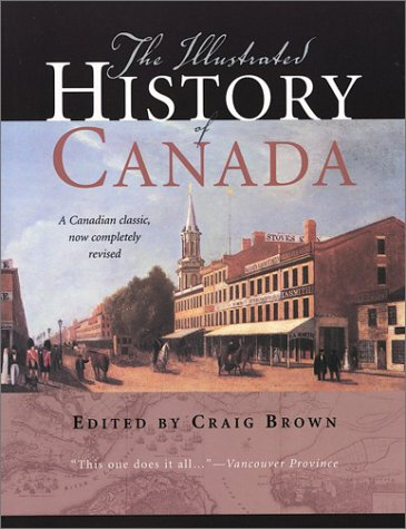 illustrated history of canada - 2