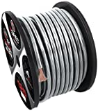 T-Spec V12PW-4125 V12 Series Power Wire Spools 4 AWG, 125-Feet