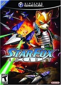 gamecube star fox assault