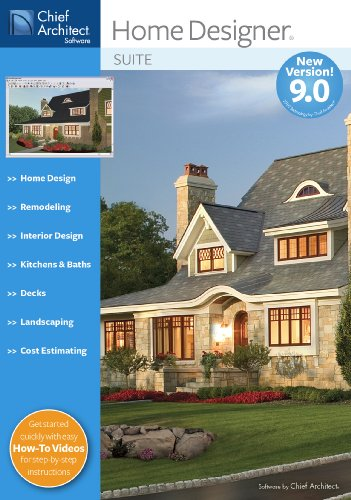 Chief Architect Home Designer Suite 9.0 [Download] [OLD VERSION]