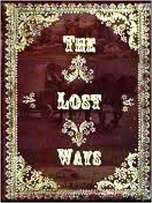 THE LOST WAYS EPUB