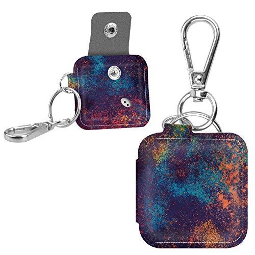 Famavala Colorful Case Cover Sleeve for Tile Mate/Tile Sport/Tile Style/Tile Pro Series Item Tracker Phone Finder (Colorfor)