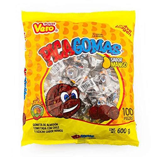 Pica Gomas Mango Bag of 100