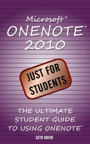 Microsoft OneNote 2010: Just for Students Pdf