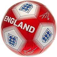 England FA Soccer Ball Signature