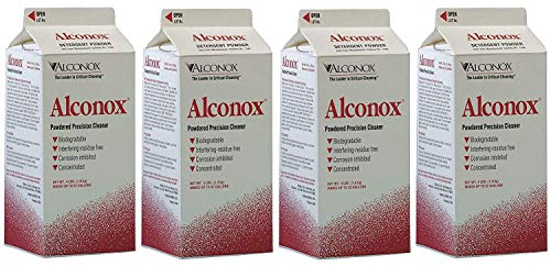 Alconox Detergent Cleaning Concentrate 4 lb. Container (4-Pack) by Alconox (Image #1)