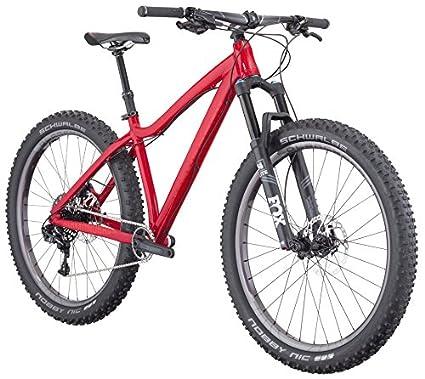 Diamondback Bicycles Mason Pro 27 5 Plus Hardtail Mountain Bike, Red