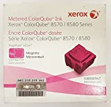 Genuine Xerox METERED Magenta Ink (4 Sticks Per Box), for ColorQube 8570 8580 108R00947